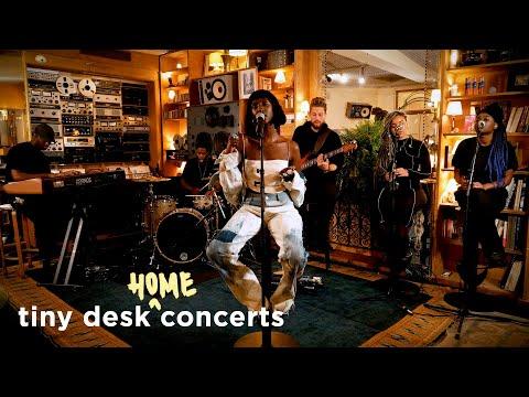 Lous and The Yakuza Tiny Desk Home Concert