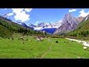 四姑娘山雙橋溝景區 - 布達拉峰 Shuangqiaogou Valley, Mt. Siguniang (China)