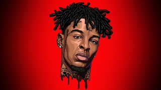How To Cartoon Yourself !- Step By Step  21 Savage Tutorial ( ADOBE ILLUSTRATOR )