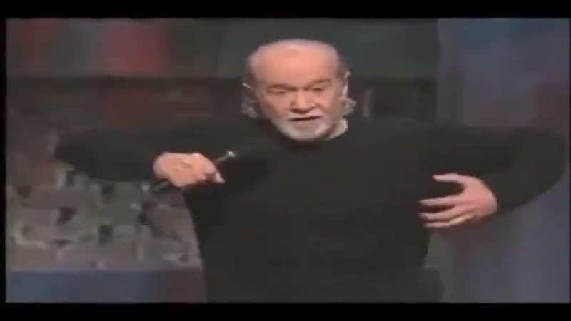 George Carlin on germs