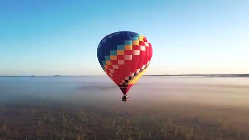 Modd - hot air balloon live dj set _ kurs_ra @ yelnya bog, belarus, deep house, 2020