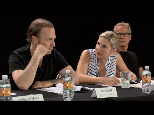 Better Call Saul Season 2 Episode 1 Switch Table Read