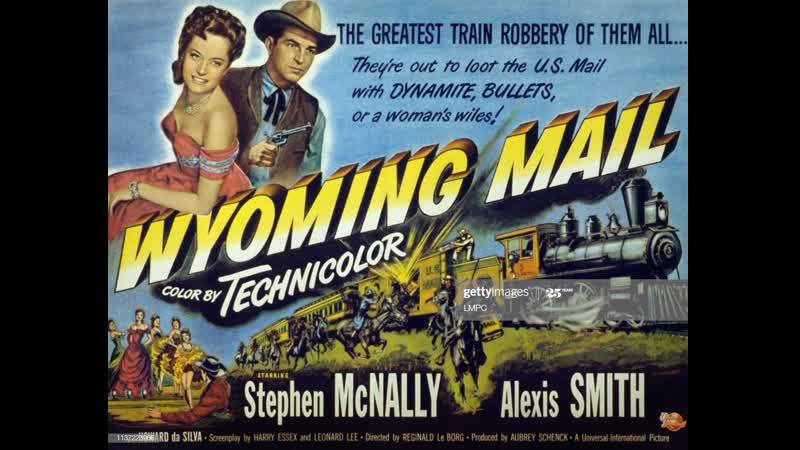 Wyoming Mail (El Correo de la Muerte) (1950) (Español)