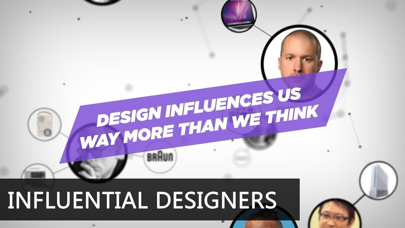 Some of the most influential designers in the world