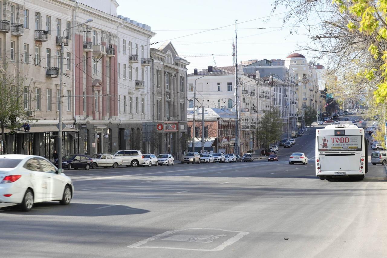 Для въезда и передвижения по Ростову-на-Дону с 23 апреля будут действовать новые разрешения