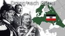 Drang nach Osten - Натиск на Восток, Как Немцы Хотели Освоить Жизненное Пространство на Востоке