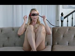 ПОРНО -- ЕЙ 46 -- ВИРТУАЛЬНЫЙ СЕКС ДЛЯ МАЧЕХИ --  milf porn sex - Brandi Love