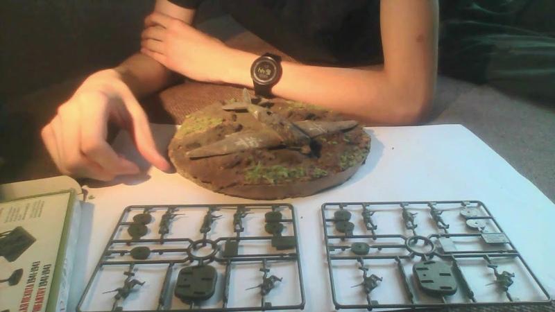 Советская пехота от звезды подробный обзор! сборная модель миниатюра
