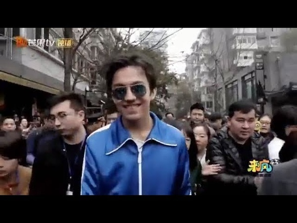 Dimash's visit to Chengdu I am in China Eng sub