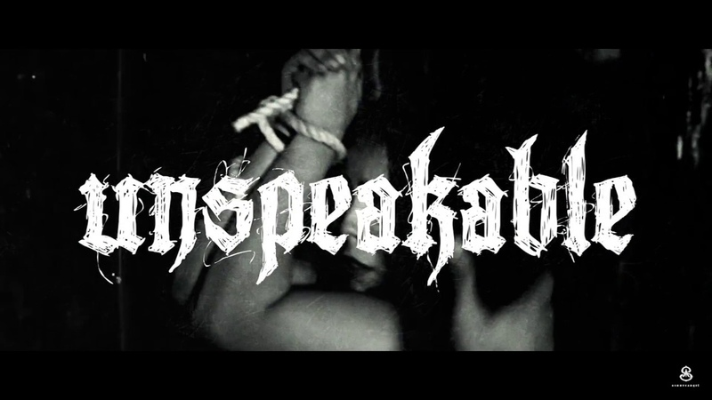SINNERANGEL Unspeakable Official Video Sinister Decalogo Album Melodic Death Black Power metal Colombia