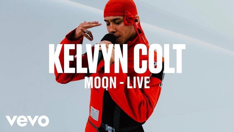 Kelvyn Colt Moon Live Vevo DSCVR ARTISTS TO WATCH 2019
