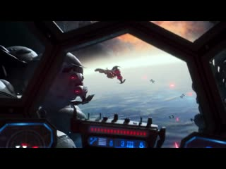 Star Wars Squadrons   Official Reveal Trailer
