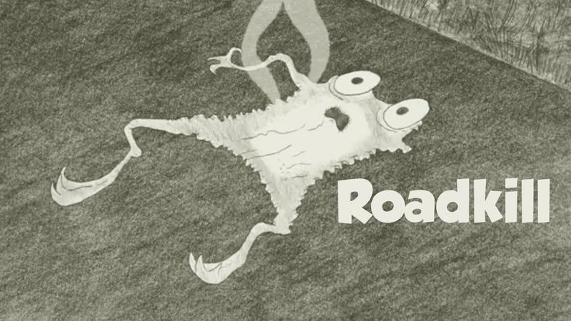 Сбитое животное «Roadkill» - Мультики про животных