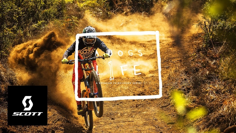 Warp Speed in South Africa A Dog's Life Ep 3 w Brendan Fairclough and Amaury Pierron