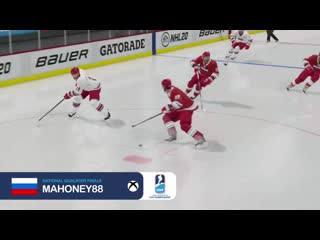 Топ-5 моментов недели Esports чемпионата ИИХФ по НХЛ-20