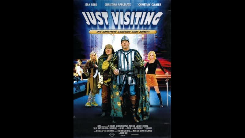 Пришельцы в Америке / Just Visiting (2001)