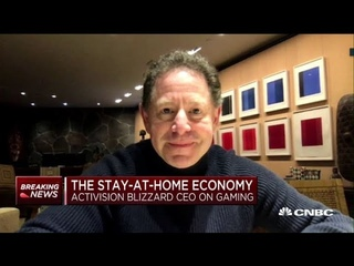 Activision Blizzard is doing for employees during coronavirus: CEO