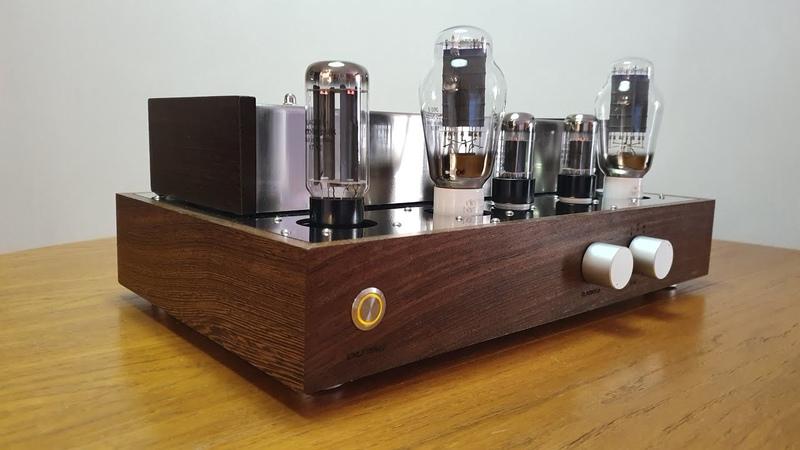 Build 300B SE tube (valve) amplifier with toroidal transformers