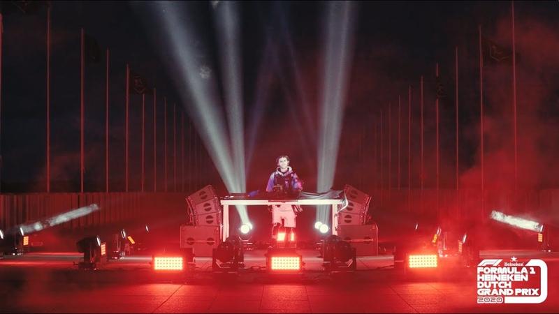 Don Diablo x Formula 1 EPIC live show