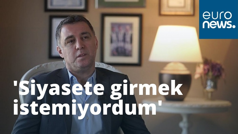 Hakan Şükür euronews'e konuştu Neden siyasete girdi Gülen ile ilişkisi nasıl Uber şoförü oldu mu