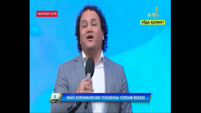 O'lmas Oloberganov Kimning Yoridur Live