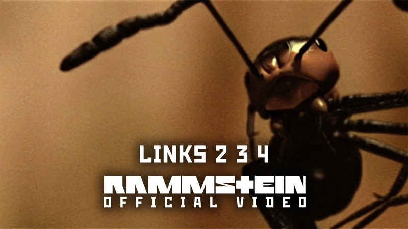 Rammstein Links 2 3 4 Official Video