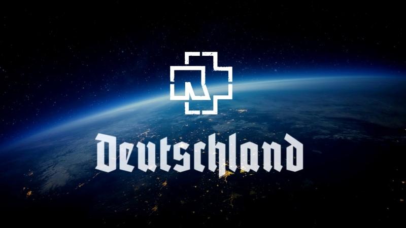 Rammstein Deutschland FULL COVER