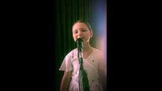 Creep (Karen Souza cover) - Stefania Shifrina, 7 y.o.