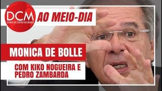 A semana fatídica de Bolsonaro e o desastre de Guedes (feat. Monica de Bolle)