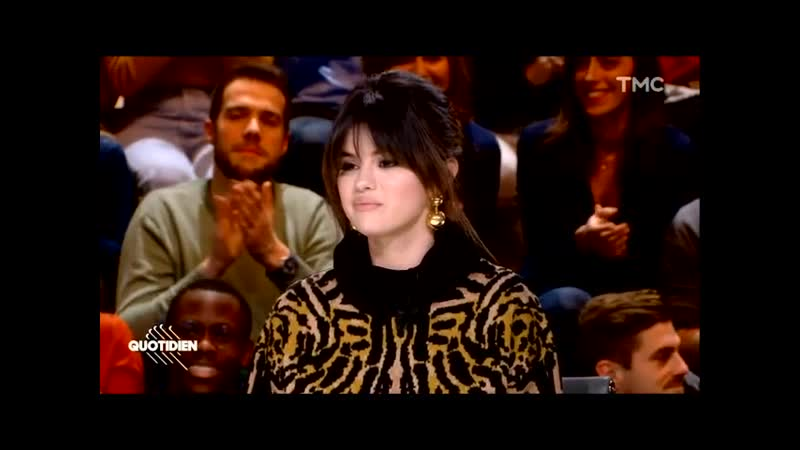 Selena Gomez Le Quotidien 15 01 2020