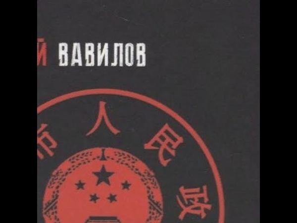 Николай Вавилов выдержит ли китайская экономика кризис 2020 года 12 05 2020
