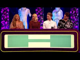 Celebrity Juice S23E01 ( AJ and Curtis Pritchard, Will Mellor, Emily Atack and Nadine Coyle)
