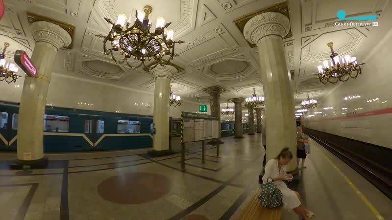 В лабиринтах петербургского метро