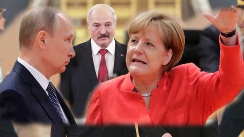 Меркель Срочно Позвонила Путину Ситуация На Пределе новости