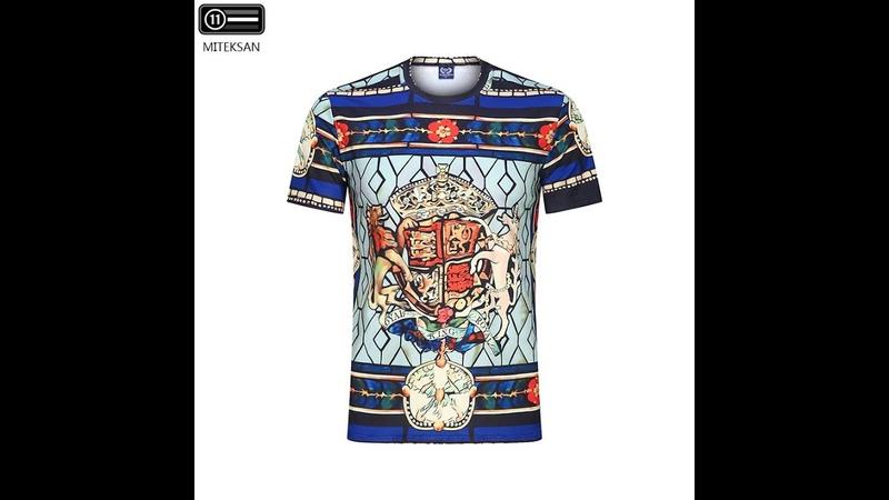 Хипстерская мужская футболка с 3d принтом новая серия винтажная свободная повседневная модная уличная мода 2020 лето