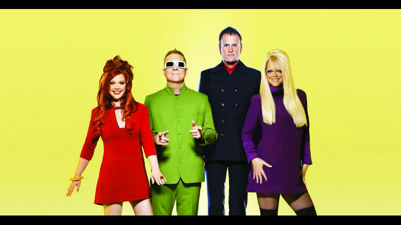 The B 52's Live With The Wild Crowd 2012