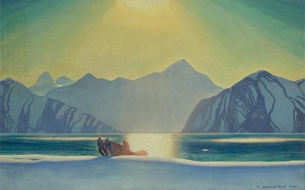 21 июня 1882 года родился американский художник, писатель, общественный деятель Рокуэлл Кент. В творчестве сочетал реалистическую манеру с романтическим символизмом.