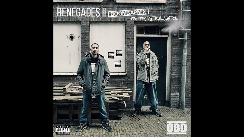 OBD - Renegades II [boombap mix] (Lyric) ft. DJ True Justice