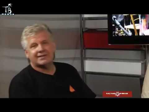 Музыкальный моментна ТВ-ПЕНЗА .Тема РОК-МУЗЫКА. Архив видео 2013 год..