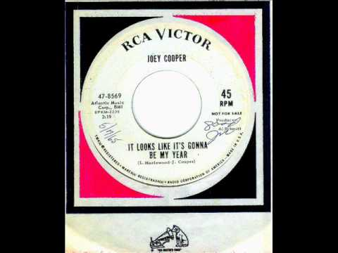Joey Cooper - IT LOOKS LIKE ITS GONNA BE MY YEAR (1965)