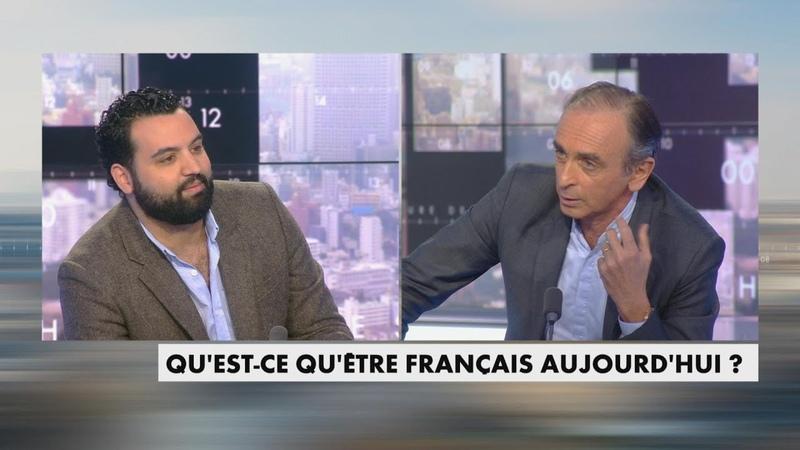 L'Heure des Prosavec Éric Zemmour Yassine Belattar émission complète