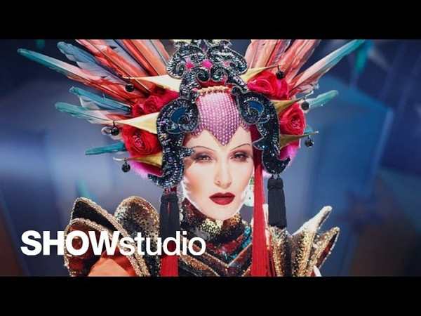Evening In Space Daphne Guinness David LaChapelle Tony Visconti