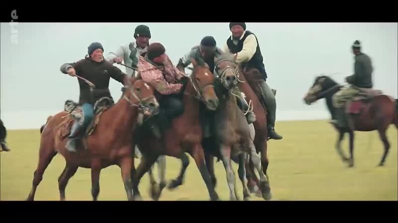 La route de la soie et autres merveilles - Kirghizstan, les seigneurs de la steppe_Arte_2020_03_27_17_45