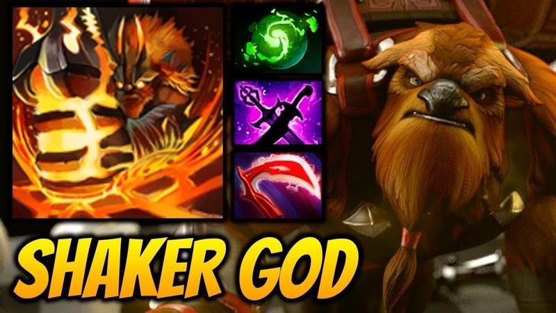 FREEDOM EARTHSHAKER GOD - Dota 2 Highlights TV