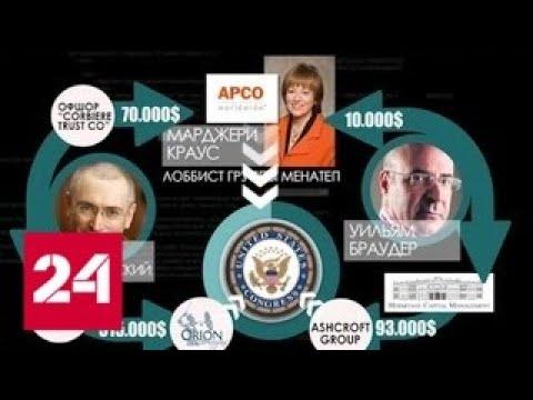 Авторская программа Аркадия Мамонтова Бархат Россия 24