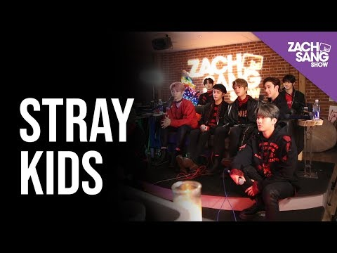 Stray Kids Talk Double Knot English Version District 9 Tour Being a Stray Kid