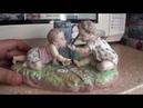 Vion Baury Дети с игральными картами супер состояние строго себе любимому в коллекцию. ШЕДЕВР