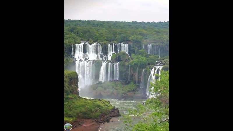IGUAZU FALLS Argentina Brazil