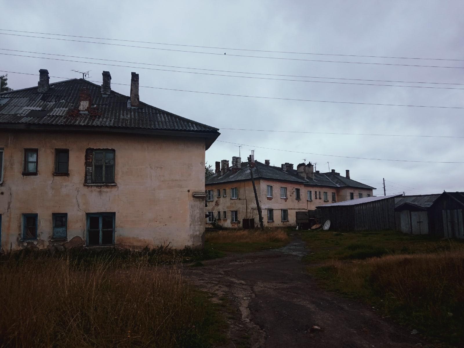 Посёлок Малошуйка, Архангельская область - Фото