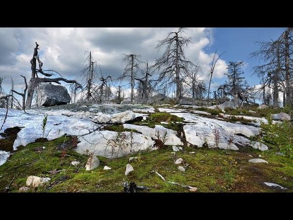 Место в иной мир! Гора-смерти Воттоваара, Карелия.